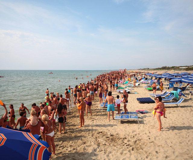 Spiaggia Bagno Rosa